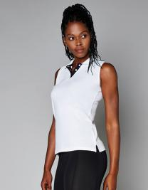 Women`s Classic Fit Proactive Sleeveless Polo