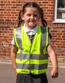 Junior Safety High Vis Vest